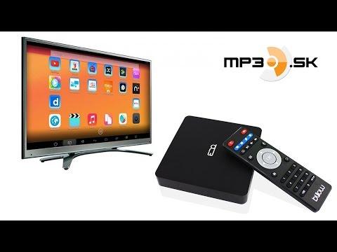 BILLOW Android Smart Box TV - MP3.sk recenzia