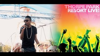 Beyonce - XO (James Anderson cover) THORPE PARK Resort Live!