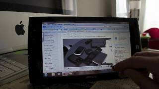 ARCHOS 9 Windows Ultimate & Aero
