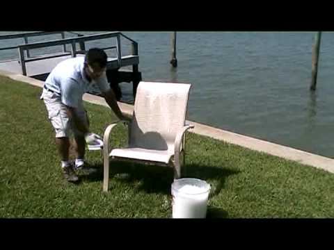 Delicieux Cleaning Sling Patio Furniture From Leaders Casual Furniture