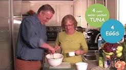 Tuna Fudge - The Best Homemade Dog Treat!