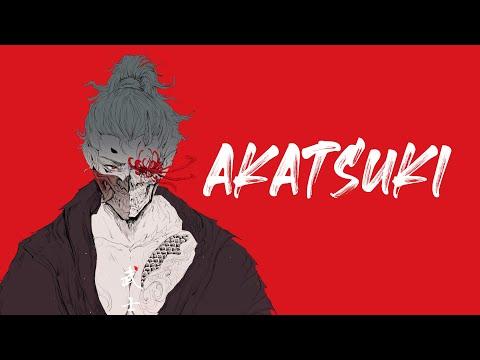 AKATSUKI【 暁 】 ☯ Japanese Trap & Bass Type Beats ☯ Trapanese Hip Hop Mix