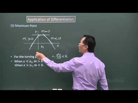 Application of Differentiation - Maxima and Minima (Problems) (Additional Maths Sec 3/4)