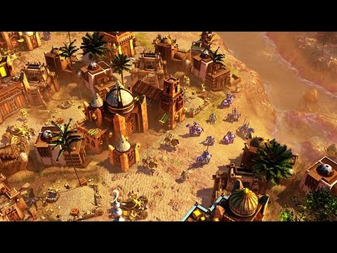 Empire Earth 3 - From ANCIENT to FUTURE Age