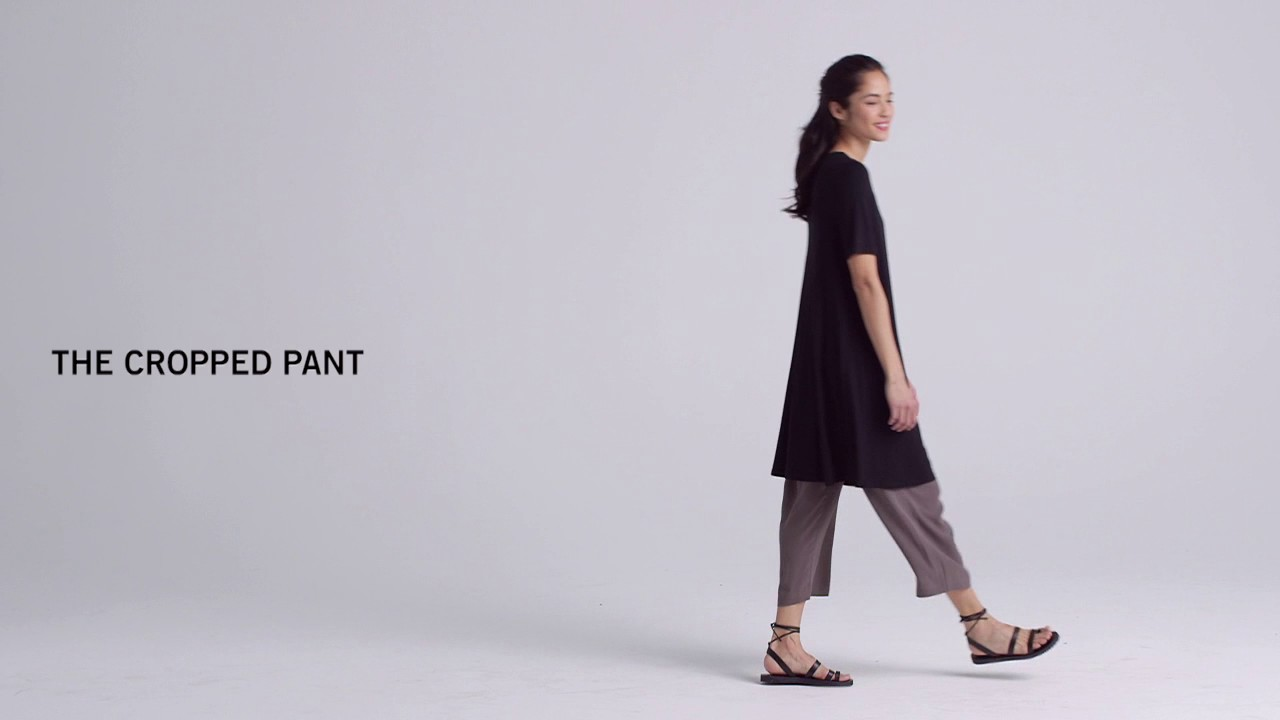754ceb2542d This Is How We Wear It  EILEEN FISHER May 2017 - YouTube