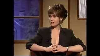 Lysette Anthony talks 'Playboy' with Jonathan Ross (1988)