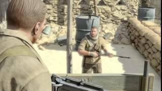 Sniper Elite 3 Pelicula Completa Español