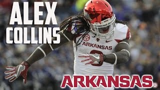 Most Underrated RB in College Football: Alex Collins ||Seahawks Draft Pick|| -HD (REQUESTED VIDEO)