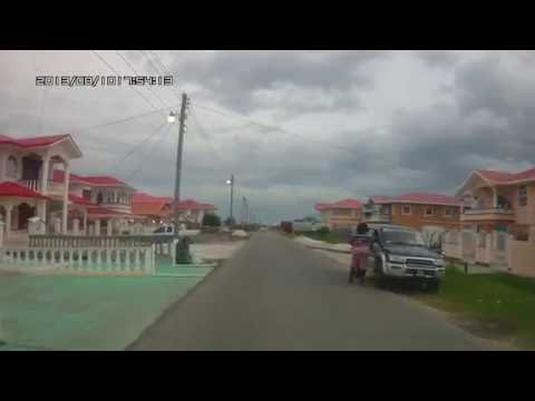 Guyana,Tuschen Scheme, East Bank Essequibo (near Parika) (HD)