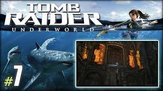 """TOMB RAIDER Underworld #7 - Posiadłość Croftów [1/1] - """"Druga Lara?"""""""