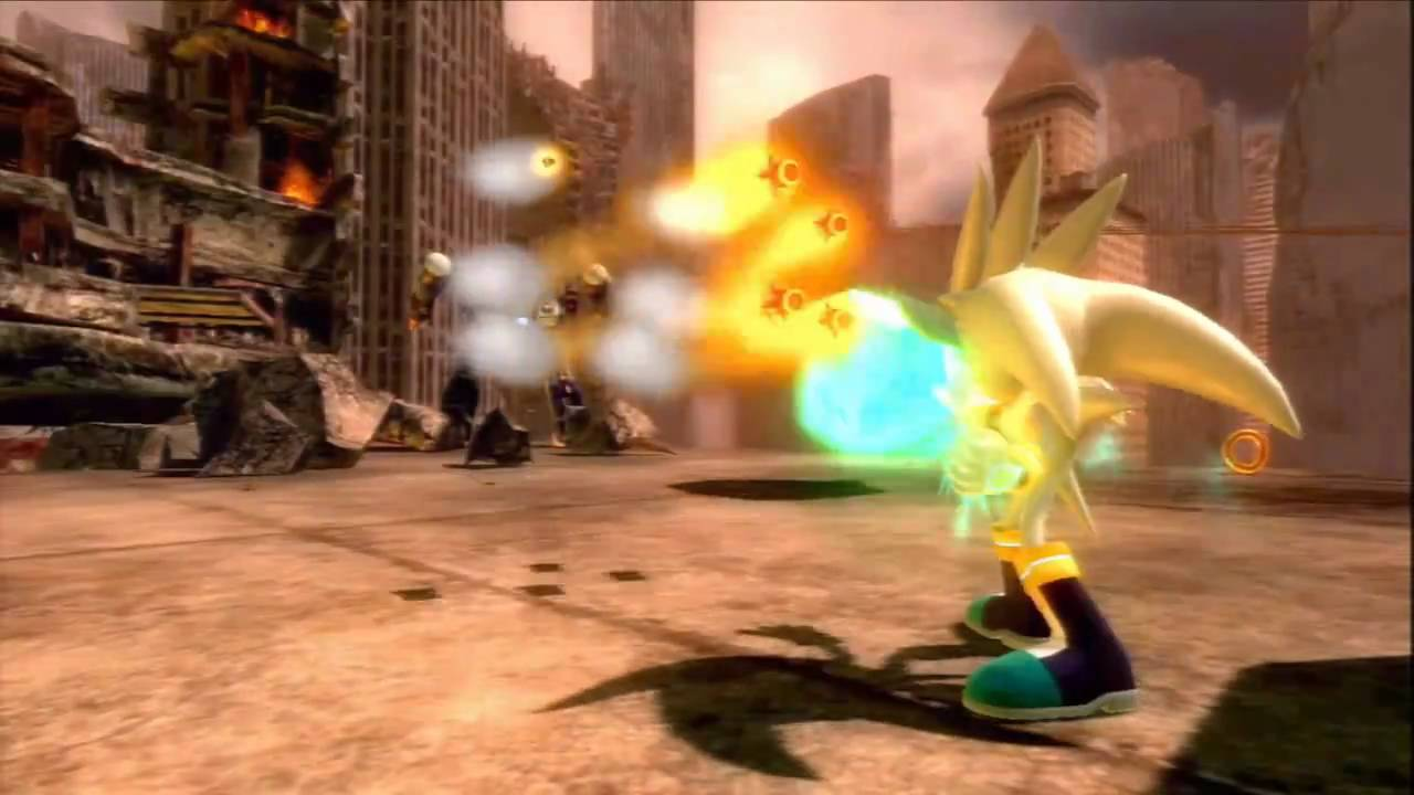 sonic the hedgehog game 2006 trailer