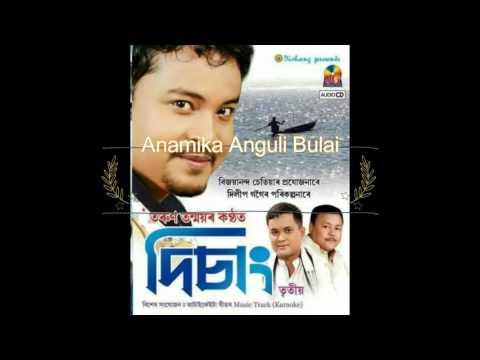 Anamika Anguli Bulai | Disang 3 | Tarun Tonmoy | Assamese song | 2015