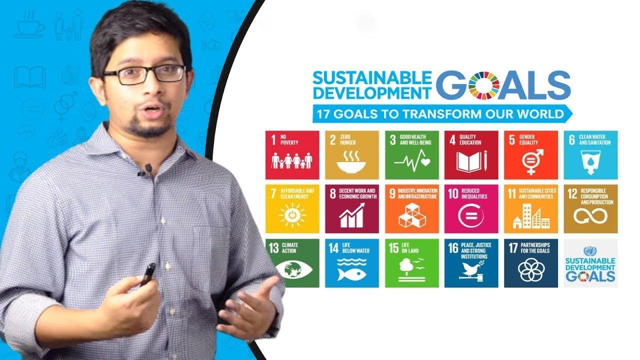 1. What are Sustainable Development Goals (SDG)? | Sakib Bin Rashid