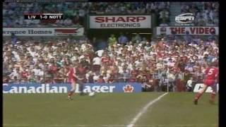 Liverpool 3-1 Nottingham Forest, FA Cup S/F 1989 (Old Trafford)