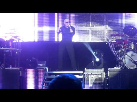 Pitbull Get it started ft Shakira Pitbull's concert Las Vegas