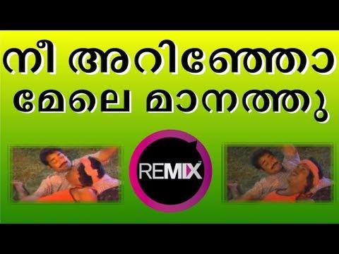 Neeyarinjo Mele Manathu Remix | New Malayalam Song Remix
