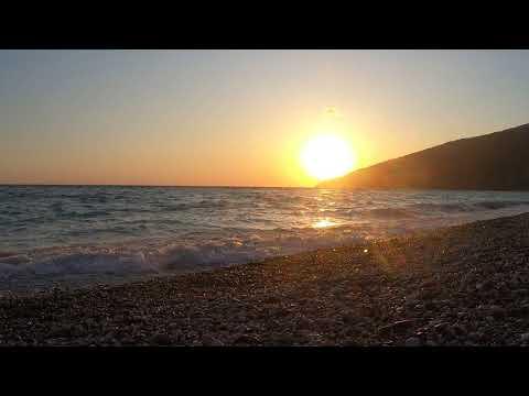 Шум моря.Пение цикад.Звуки природы. Ч 5
