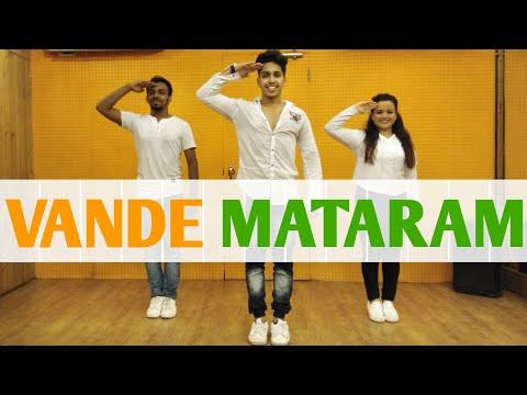 Happy Independence Day | 15th August Dance | Vande Mataram Song | Dharmesh Nayak Choreography