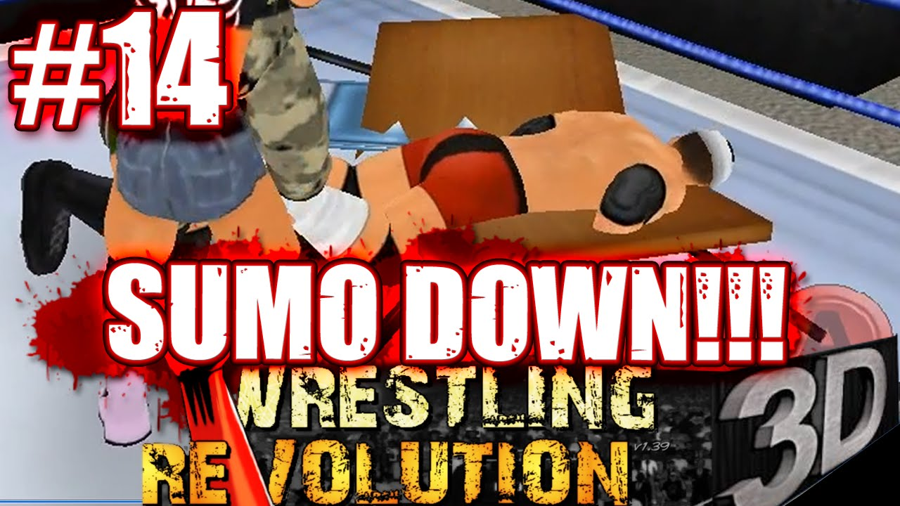 Mdickie s wrestling revolution 3d 14 4 way extreme dance youtube