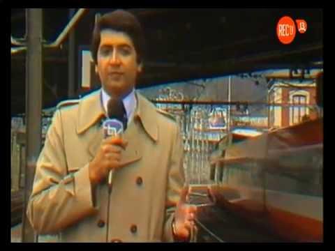 Mundo 83' - Trenes de alta velocidad en Francia. (UC-TV Chile).
