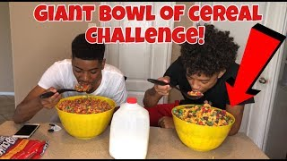 worlds biggest ice cream challenge