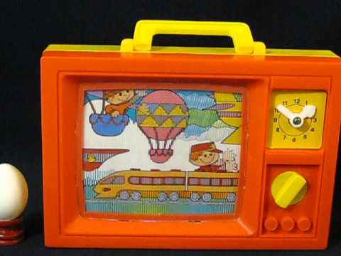 Vintage Music Box For Babies Television Series Youtube