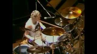 Roger Taylor cam - Live at Wembley 1986 - HQ