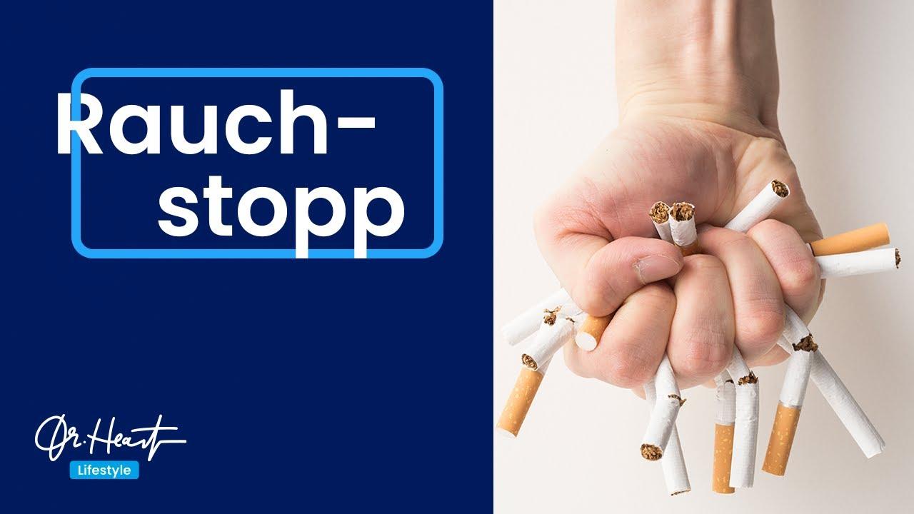 Rauchen aufhoren und blutdruck
