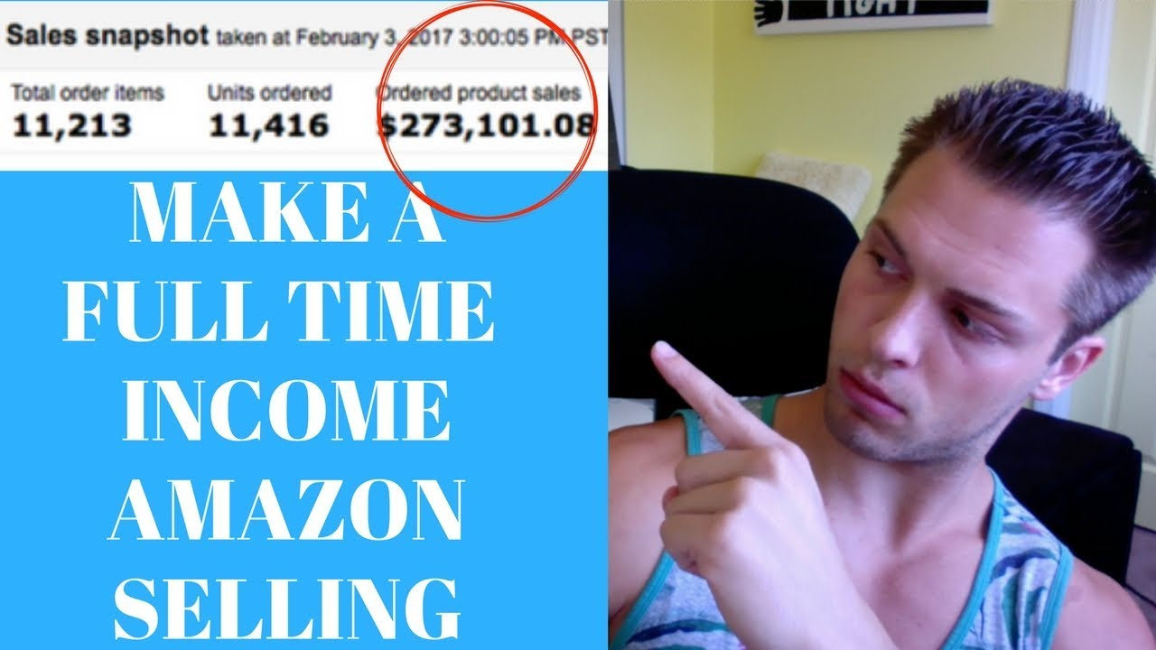 How To Start Selling On Amazon With Only $50 (Retail Arbitrage For Beginners)