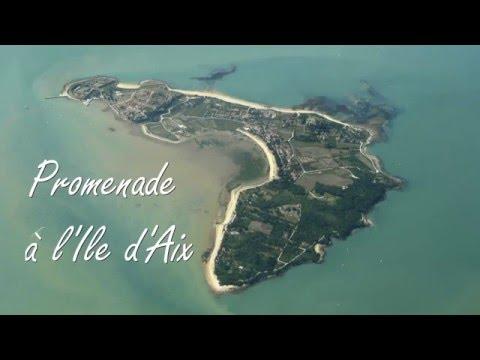 °·. Iliade ♡ Promenade sur l'Ile d'Aix .·°