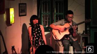 Radio Active (Imagine Dragon) - Trang Tooc, Khoa Le