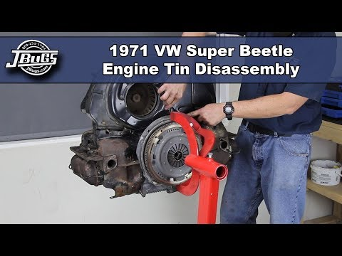 JBugs - 1971 VW Super Beetle - Engine Tin Disembly - YouTube on vw 1.8 engine diagram, vw engine breakdown, vw motor diagram, vw bug engine diagram, vw passat fuse diagram location, vw air cooled engines turnkey, vw air cooled engine diagram, vw 2000 engine diagram, vw 2.0l engine diagram, vw baja ecotec engine swaps, type 2 vw engine diagram, vw engines 1600cc turnkey, type 1 vw engine diagram, 1978 vw engine diagram, 1600 cc engine carburetor diagram, vw engine chart, vw oil system diagram, 1974 vw engine diagram, vw jetta engine diagram, vw bus engine,