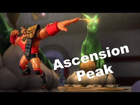 Paladins Patch OB 68 Siege of Ascension Peak Buck Unlimited Heal Gameplay