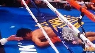 Pacquiao vs Marquez IV - KO HIGHLIGHTS