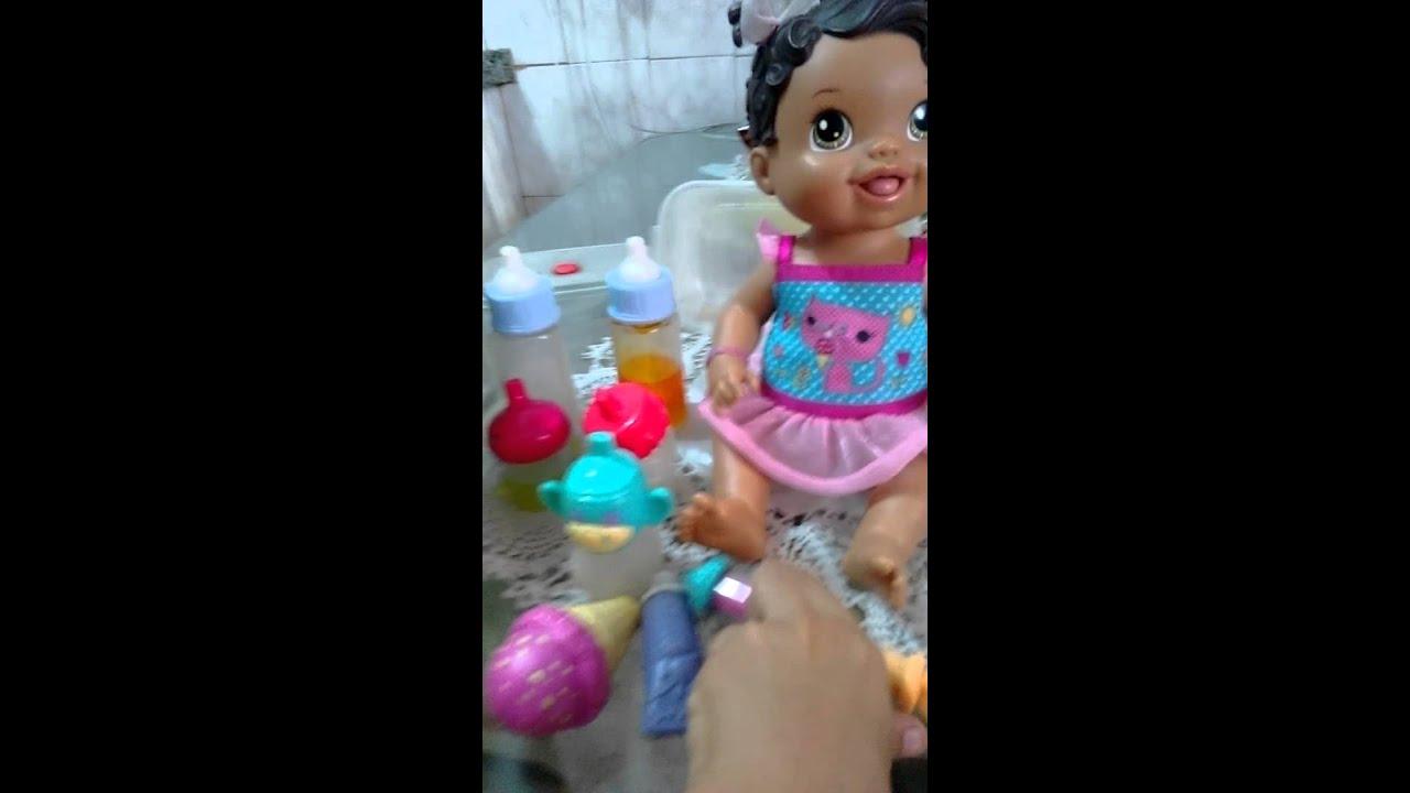 fa156de4d1 Baby Alive sorvetinho. - YouTube