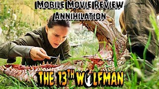 Mobile Movie Review Annihilation