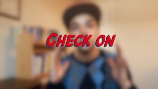 Check on - W23D7 - Daily Phrasal Verbs - Learn English online free video lessons