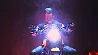 The Undertaker Returns With His Motorcycle & Confronts Paul Heyman