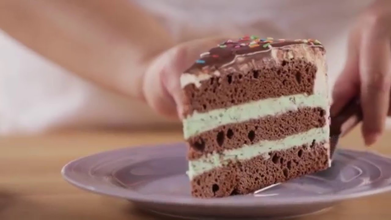 How to Make Ice Cream Cake YouTube