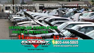 Ecology Auto Parts Commercial 2012