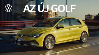 Az új Volkswagen Golf