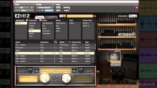 kick drum mixing with toontrack ezmix 2
