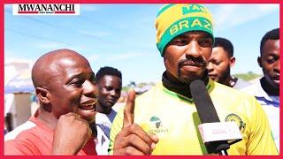 Shabiki Yanga aomba Morrison aanze || Simba waapa kupiga goli 5