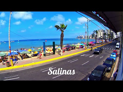 Ecuador Travel Video: Salinas
