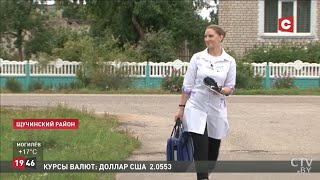 Как обживаются молодые медики на 'распреде' в Беларуси?