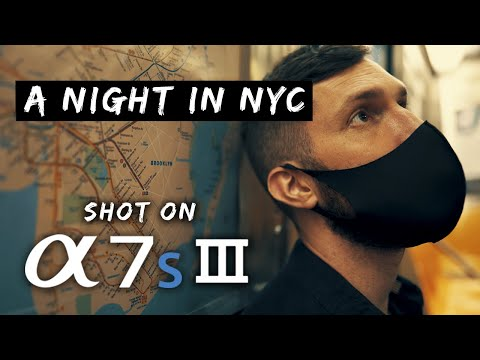 'A Night in New York' - A Short Movie shot on the Sony a7S III