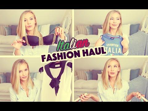 Designer Fashion Haul! | Moschino, La Perla, Juicy Couture