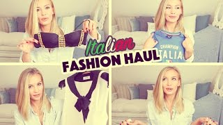 Designer Fashion Haul! | Moschino, La Perla, Juicy Couture