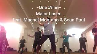 One Wine - Major Laser feat. Machel Montano & Sean Paul - Zumba® with Chrissy