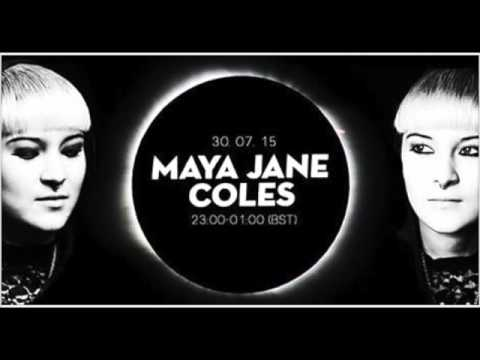 Maya Jane Coles, BBC Radio 1 Essential Mix 30-07-2015 - Live from Space